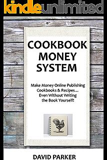 amazon com amazon recipe publishing how to publish cookbooks and