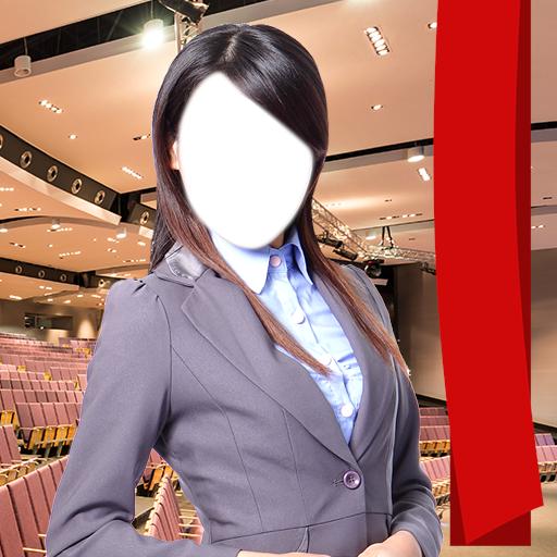 Traje de la foto de la mujer de negocios: Amazon.es ...