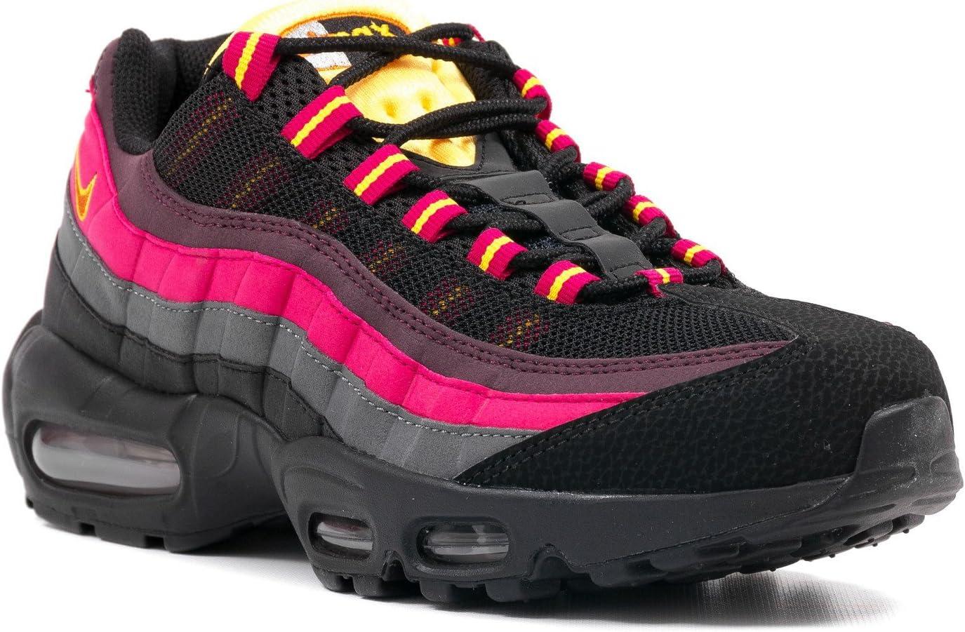 Amazon Com Nike Air Max 95 Men S Sneakers In Black Tuscan Rust