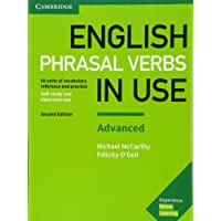 English Phrasal Verbs in Use. Advanced. 2nd Edition. Book with answers