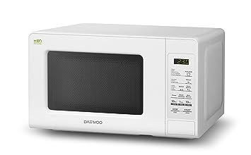 Daewoo kor-660b Horno a microondas 20 L, 700 W, blanco