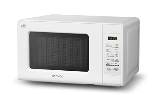 Daewoo kor-660b Horno a microondas 20 L, 700 W, blanco ...