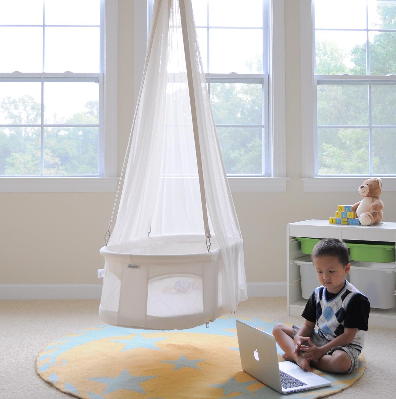 Amazon Dreambur Designer Hanging Bassinet Baby