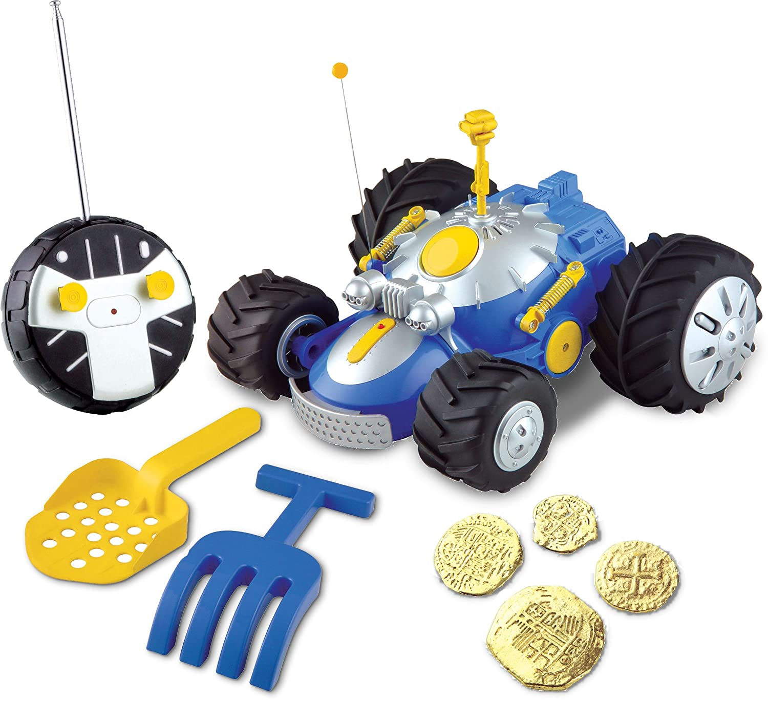 Amazon Edu Toys Ranger Remote Control Metal Detector Toys