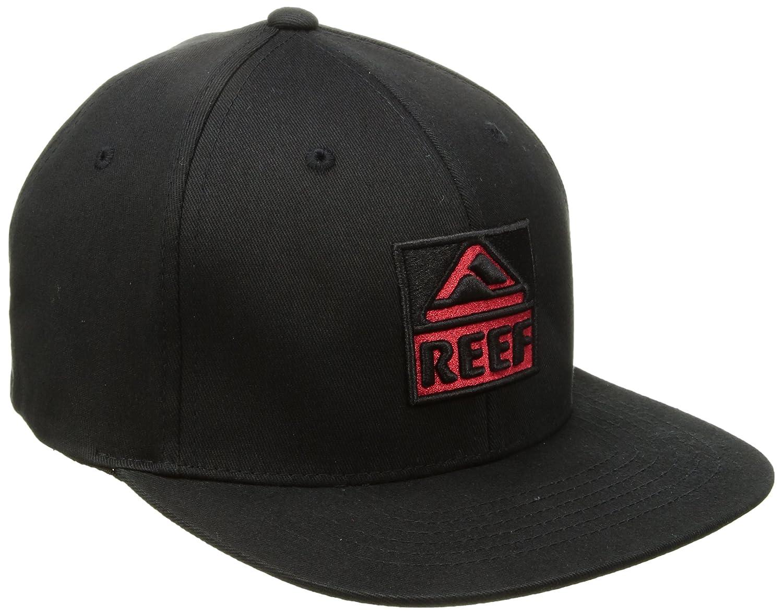 Reef Classic Block II Gorra, Hombre, Negro, Talla Única: Amazon.es ...