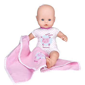 Nenuco - My Little Doll: muñeco recién Nacido (Famosa 12123)