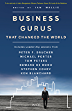 Business Gurus That Changed the World