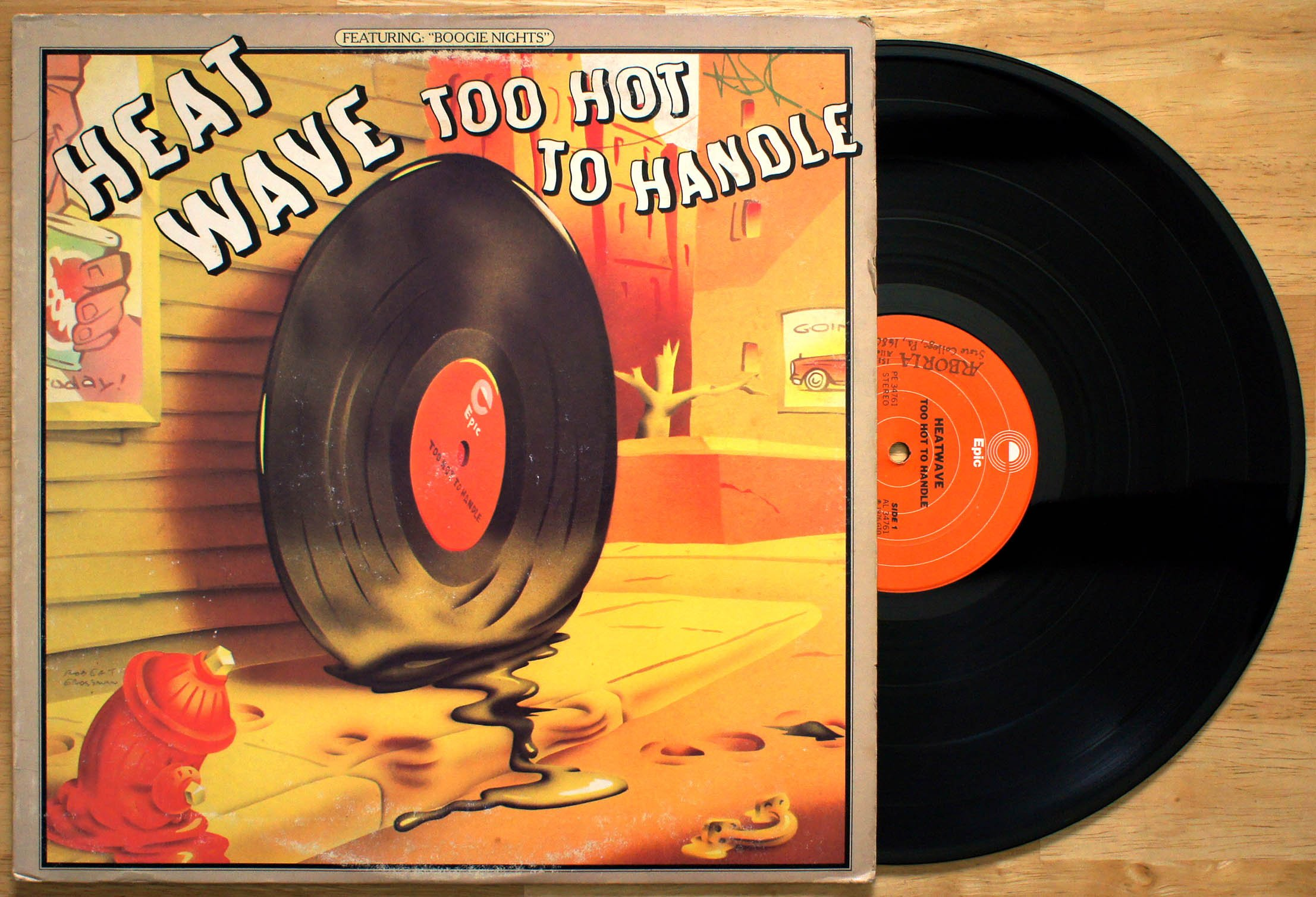 Too Hot to Handle / Boogie Nights