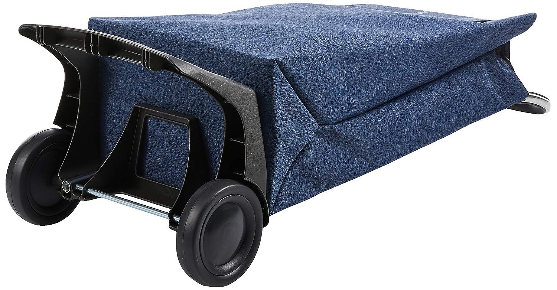 Acr/ílico Azul Rolser JET038 Carro de Compra 40 litros 50x50x50 cm