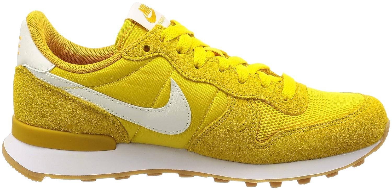 Nike Schuhe Damen Sneaker 828407 703 Internationalist Gelb Yellow ...