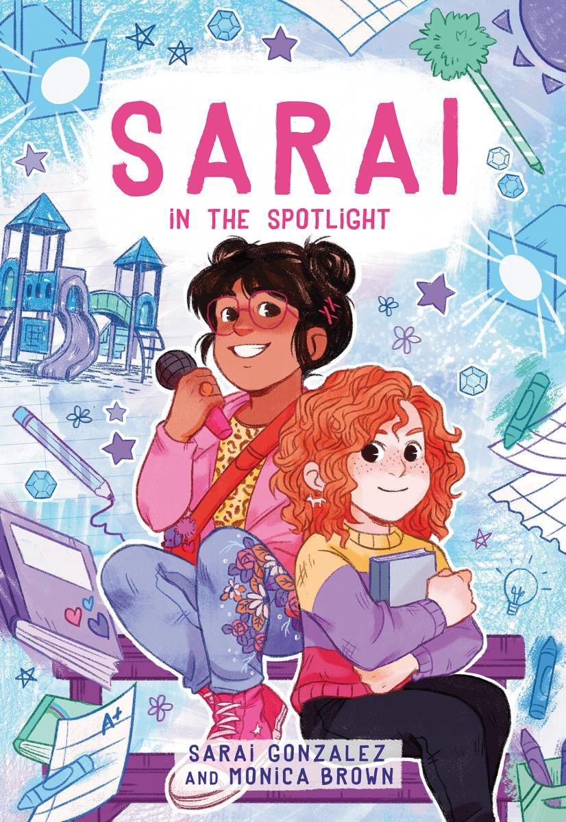 Download Sarai in the Spotlight (Sarai #2) PDF