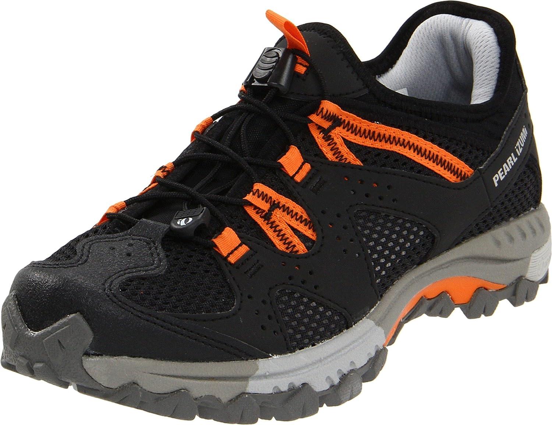 PEARL IZUMI Zapatillas MTB X ALP Drift Negro Gris Naranja: Amazon ...