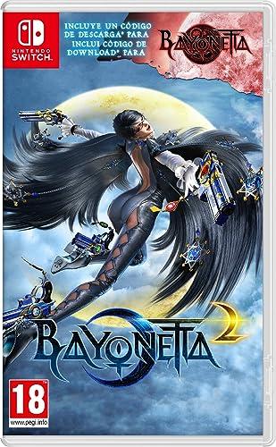 Bayonetta 2 Codigo De Descarga Para Bayonetta 1 Nintendo Switch