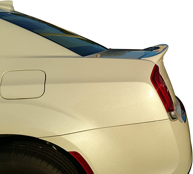 Facory Style SRT Spoiler for the Chrysler 300 2012-2020 Painted in the Factory Paint Code of Your Choice 563 Deep Cherry Red Crystal Pearl PRP