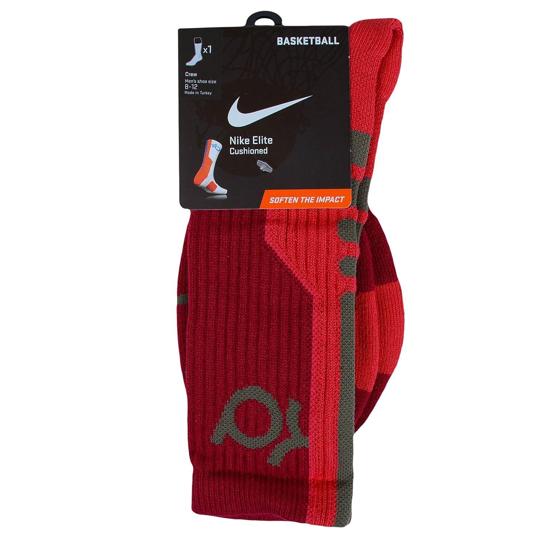 Nike Juventud KD Elite Acolchado Calcetines de Baloncesto ...