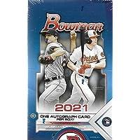 $272 » 2021 Bowman MLB Baseball HOBBY box (24 pks/bx)