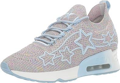 ASH Women's As-Lunatic Star Sneaker