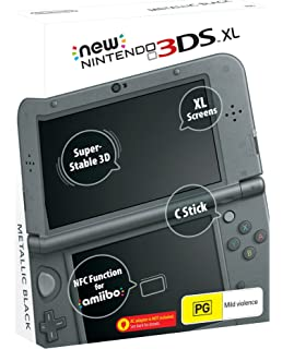 New Nintendo 3DS XL Console SNES Edition: Amazon com au: Video Games