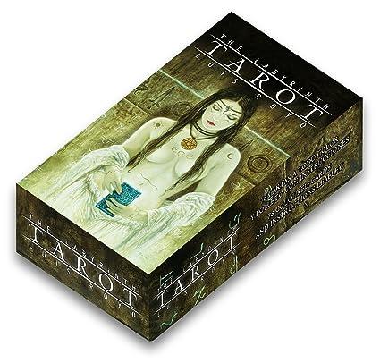 Fournier F32852 Labyrinth by Luis Royo Tarot Cards Deck