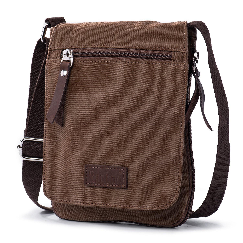 15395337035 50%OFF Ranboo Small Crossbody Purse Men Satchel Shoulder Bags Cellphone  Holster Belt Pouch Handbag