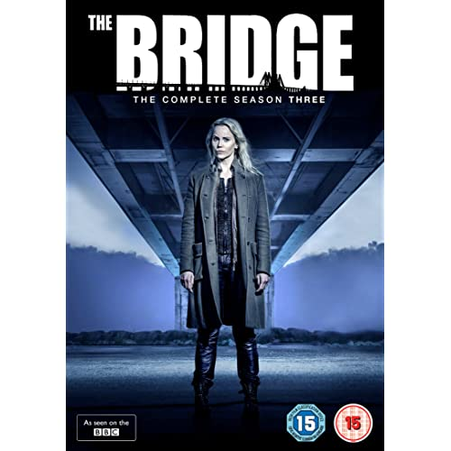 The Bridge: Series 3 [DVD]