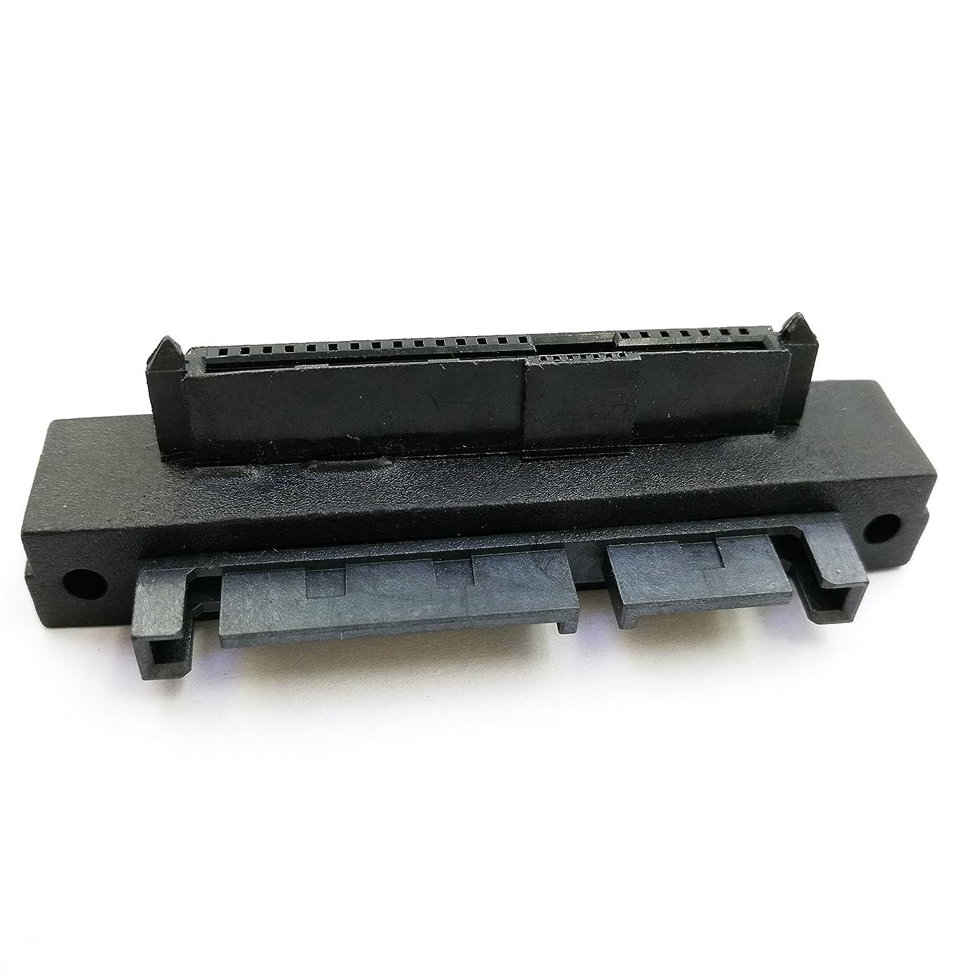 不規則なジェム保証するStarTech.com SAS SFF-8087(miniSAS)-4x ラッチ付きSATAケーブル 50cm SAS8087S450