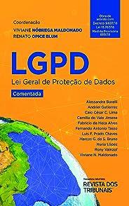 LGPD – Lei Geral de Proteção de Dados comentada