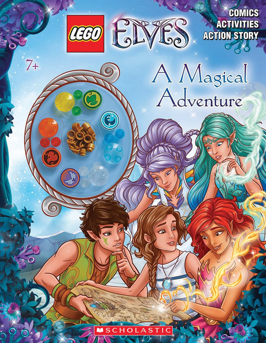 Download A Magical Adventure (LEGO Elves: Activity Book #1) ebook
