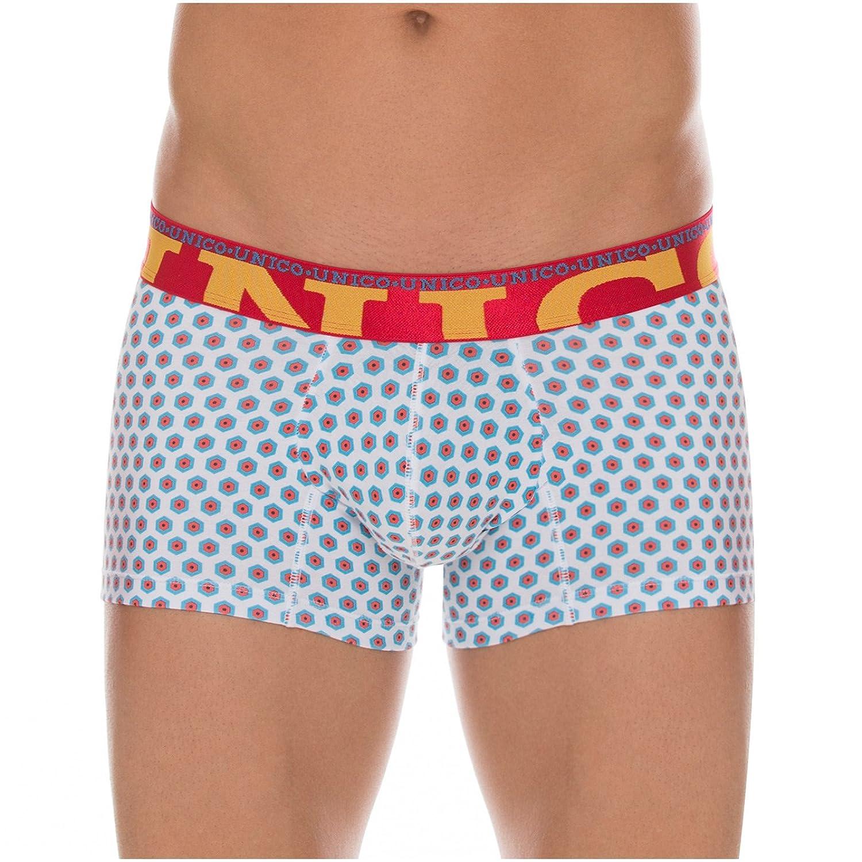 Mundo Unico Underwear Cotton Short Boxer Briefs Print Calzoncillos Para Hombres at Amazon Mens Clothing store:
