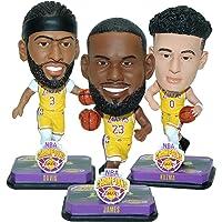 $69 » Los Angeles Lakers 2020 NBA Finals Champions Mini Bobbleheads 3-pack Set - Kyle Kuzma,…