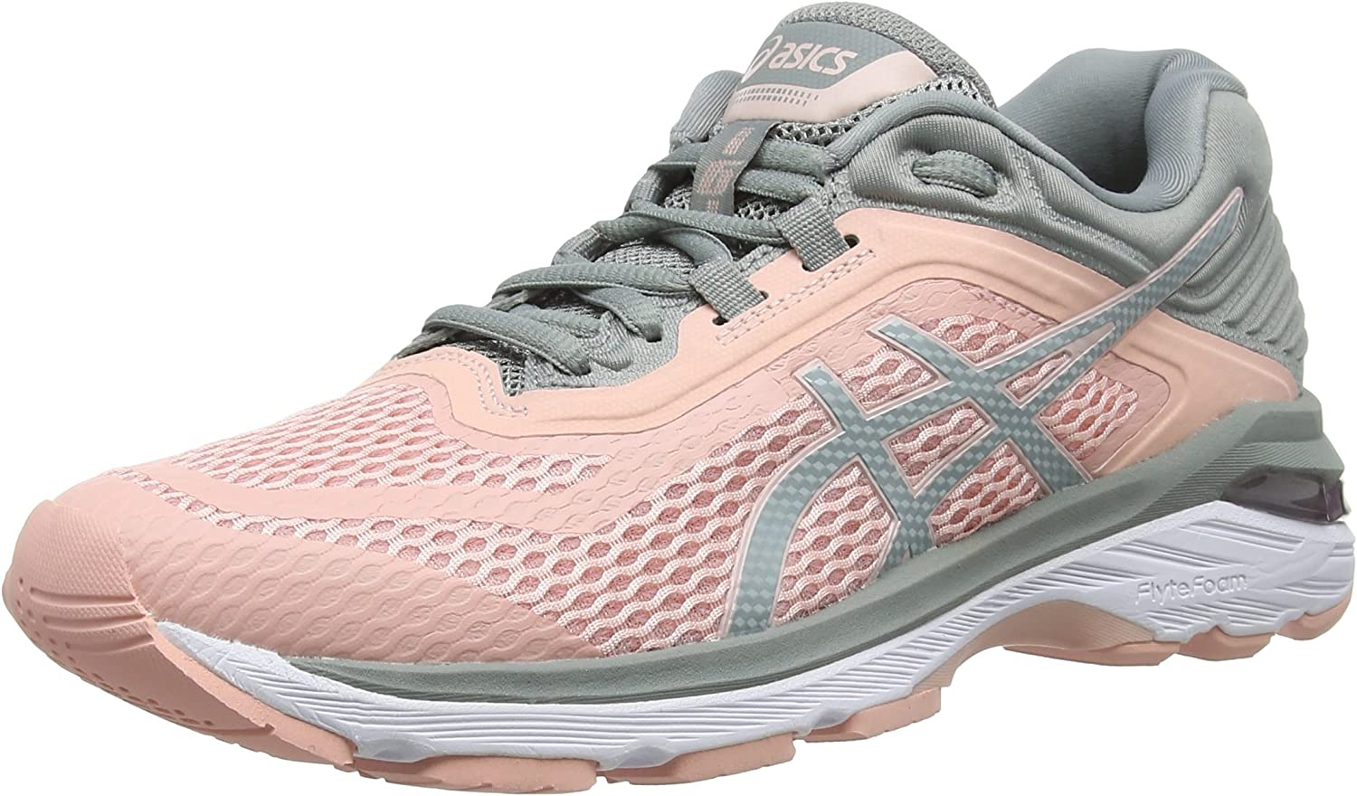 ASICS GT 2000 6 Womens Running Shoes - Pink-5: Amazon.ca ...