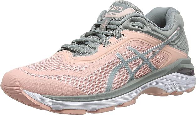 Asics Gt-2000 6, Zapatillas de Running para Mujer: Asics: Amazon.es: Zapatos y complementos