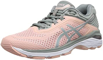 Amazon.com: Asics GT 2000 6 Womens Running Shoes - Pink-5: Shoes