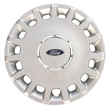 """Ford Genuine Parts - Tapacubos Focus (1 unidad, 15"""", modelos entre 1998"""