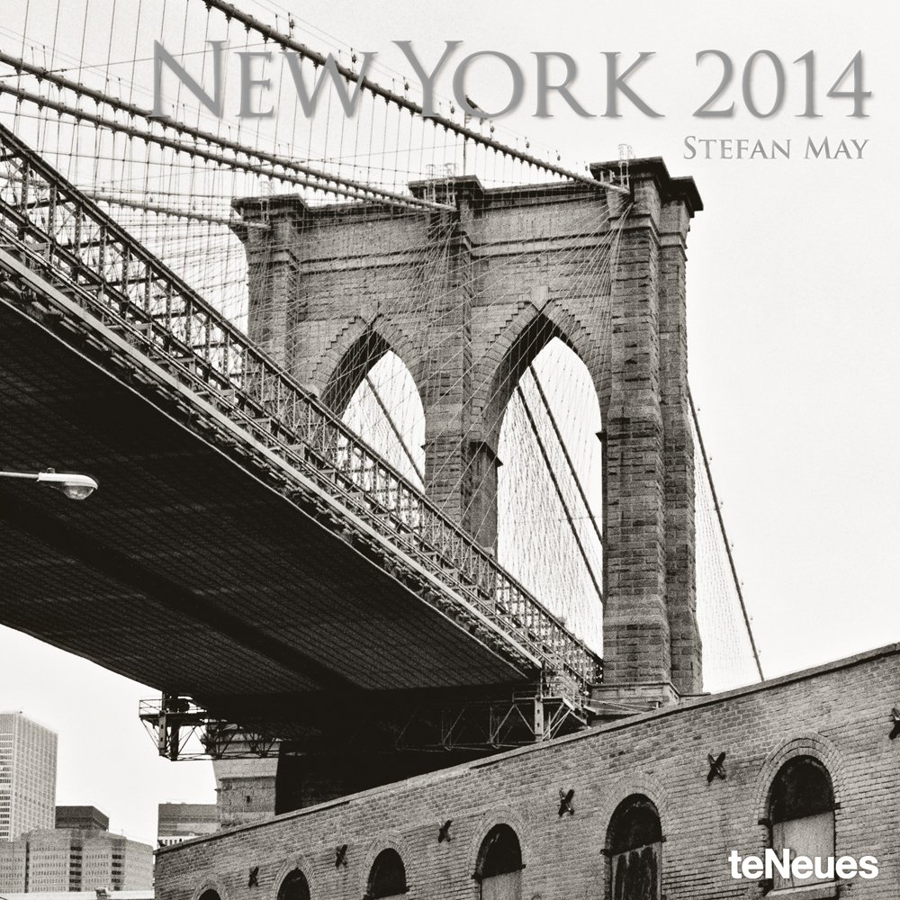 Download 2014 New York Wall Calendar ebook