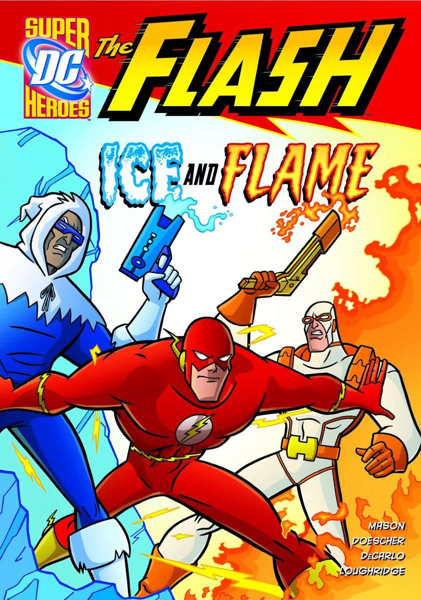 Download Ice and Flame (The Flash) pdf epub