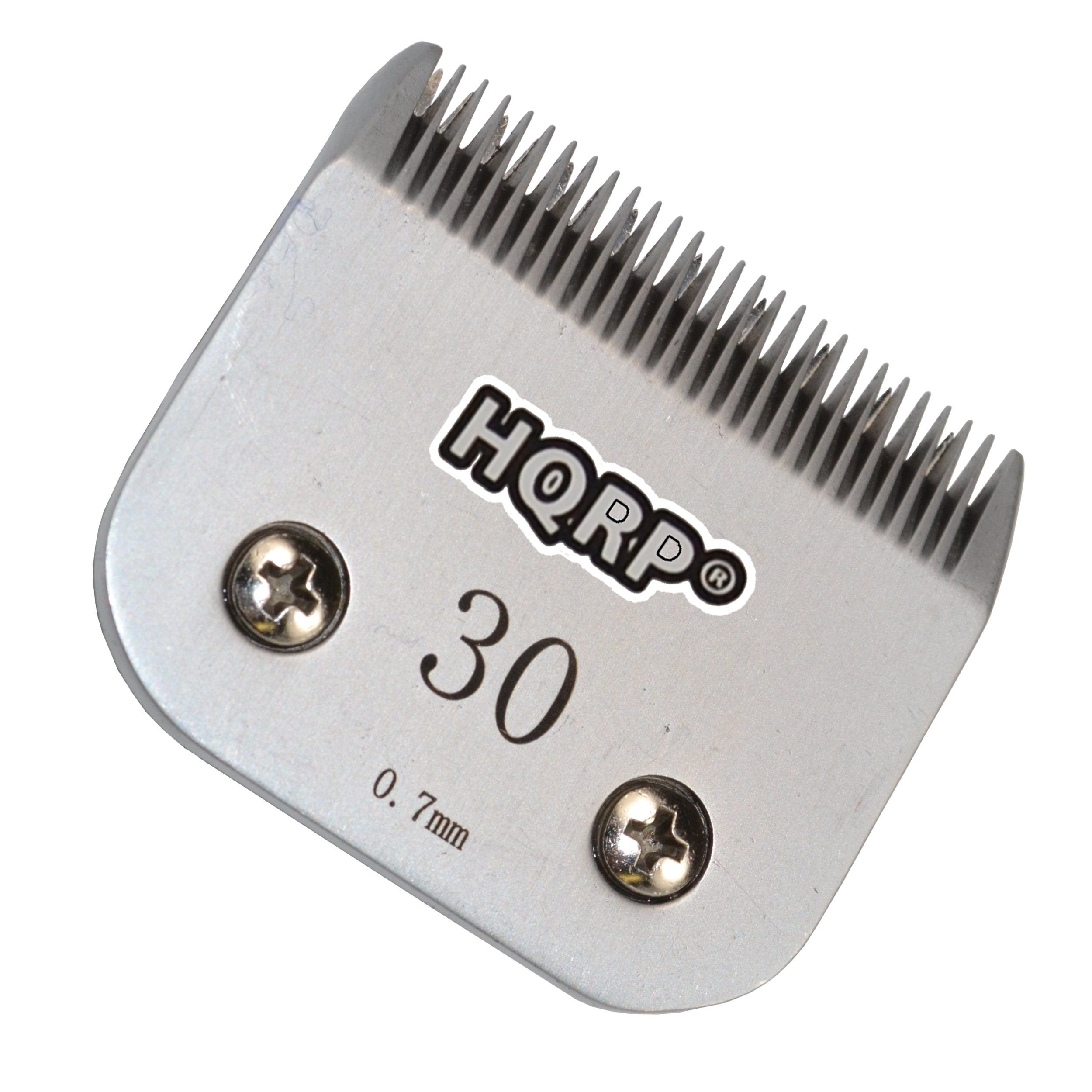 HQRP Animal Clipper Blade for Oster Size-30 CryogenX Professional 078919-026-005 Pet Grooming Coaster