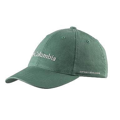 Columbia Gorra de acampada y senderismo, tamaño O/S, color foliage: Amazon.es: Deportes y aire libre