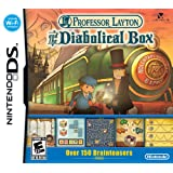 Professor Layton and the Diabolical Box - Nintendo DS Standard Edition