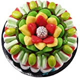 Gâteau Bonbons Fruit 22 cm