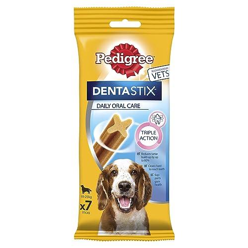 Pedigree Dentastix Daily Oral Care For Medium Dog Of 10 25