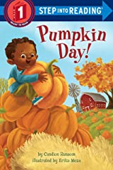Pumpkin Day! (Step into Reading) Kindle Edition