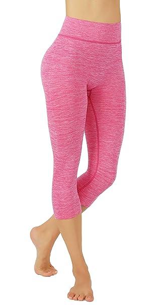 Amazon.com: Pro Fit calzas deportivas de largo completo ...