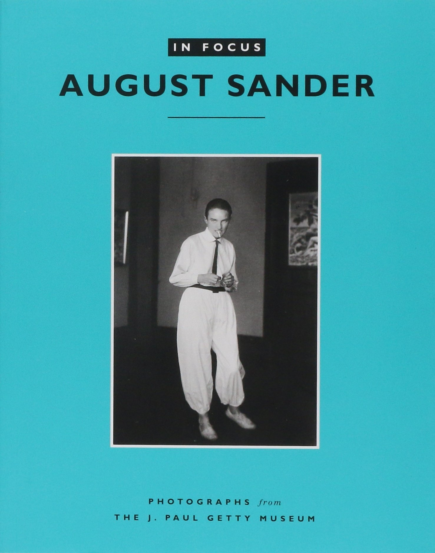 Download In Focus: August Sander: Photographs from the J. Paul Getty Museum pdf