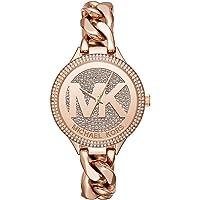 Michael Kors Women'sRose Gold-Tone Watch MK3475