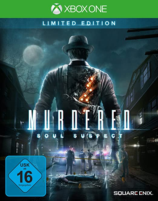 Murdered: Soul Suspect - Limited Edition [Importación Alemana ...