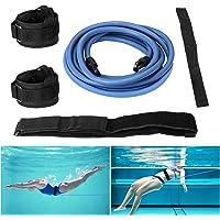 Buluri Cinturon Natacion, Cinturón de Natación Ajustable para Adultos y Niños, Swim Trainer Kit de Entrenamiento de…