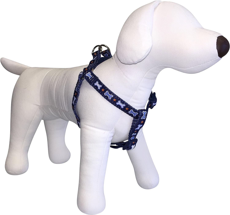 Top Canina Perro arnés para Perros medianos W/cincha 18