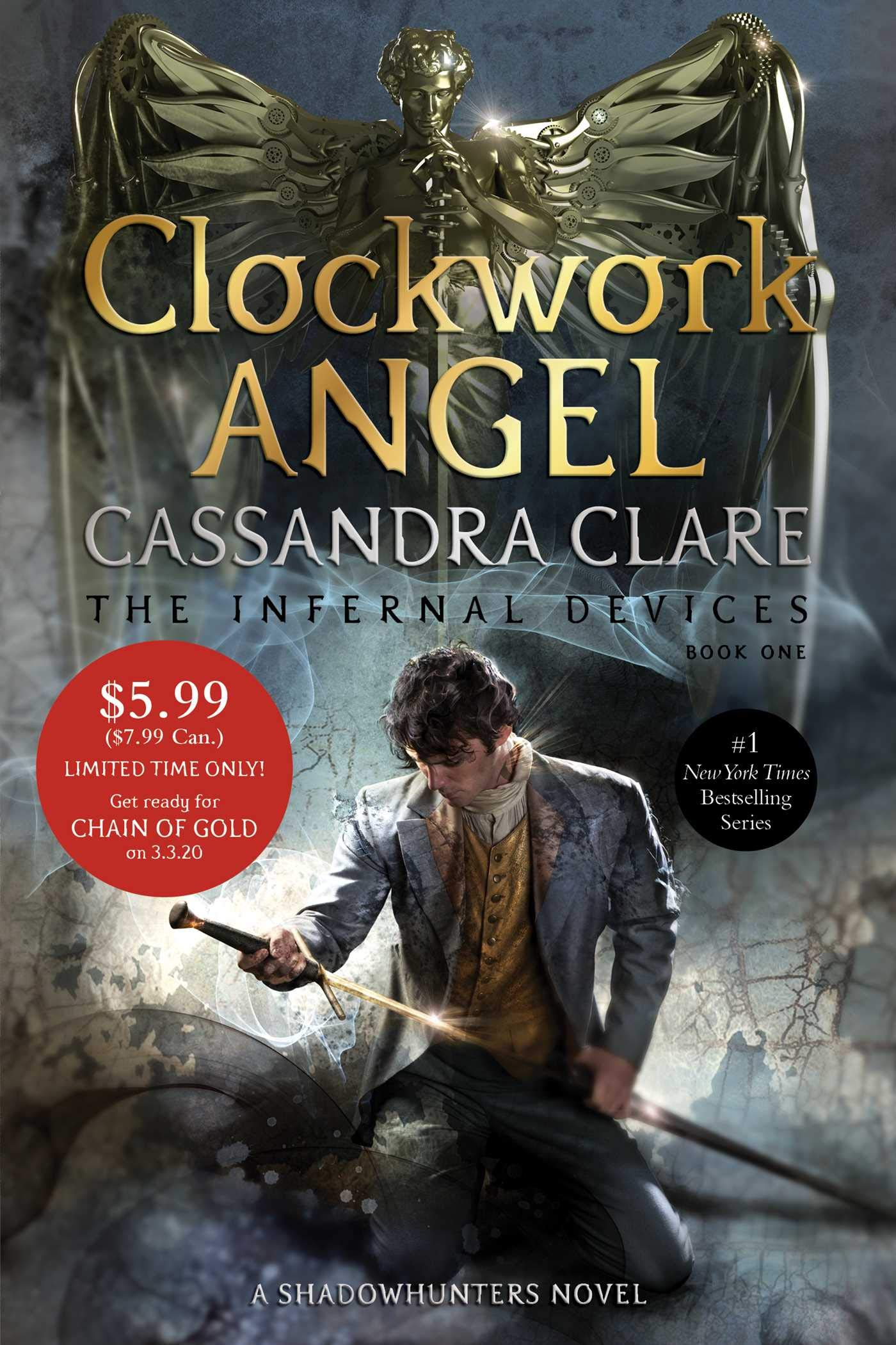 Clockwork Angel (Volume 1): Amazon.ca: Clare, Cassandra: Books