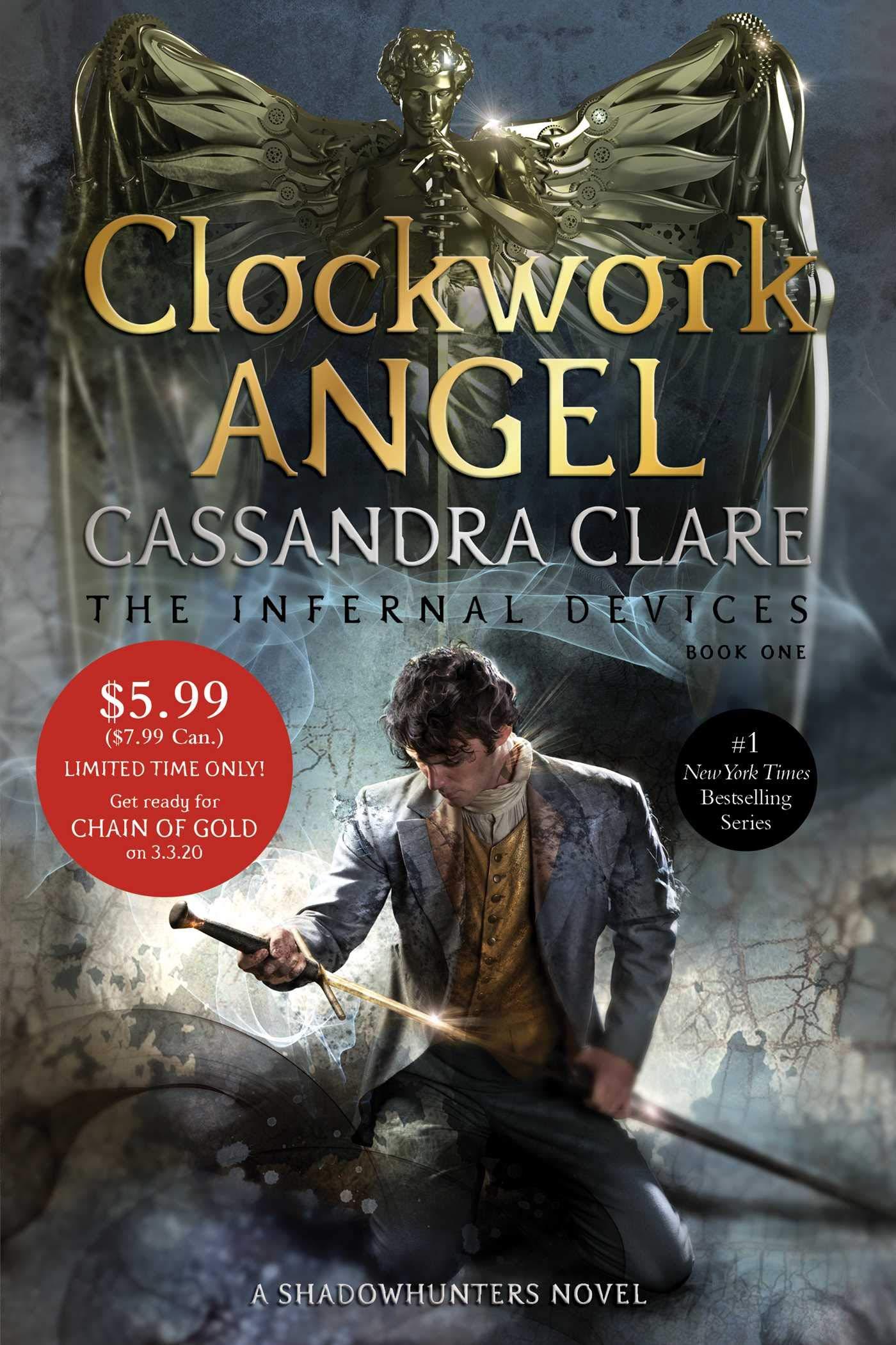 Clockwork Angel (Volume 1): Amazon.ca: Clare, Cassandra: Books